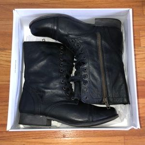 "Steve Madden ""Troopa"" Combat Boots"